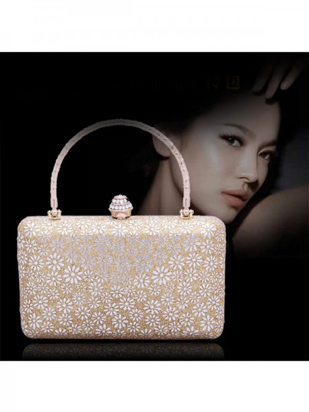 Fashion Bergkristal Princess Party/Evening Bags