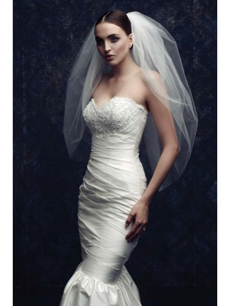 Elegant Tule Wedding Veils