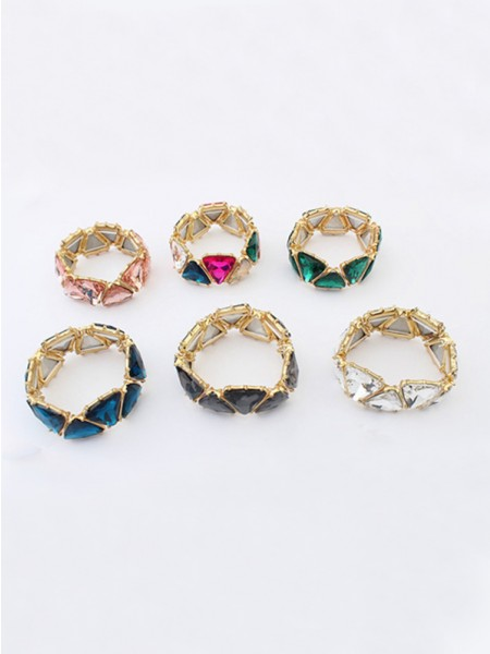 Occident all-match Luxurious Gemstone Hot Sale Bracelets