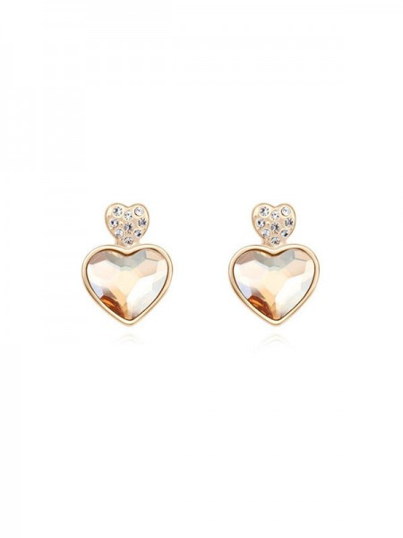 Austria Kristal Stud Hot Sale Earrings